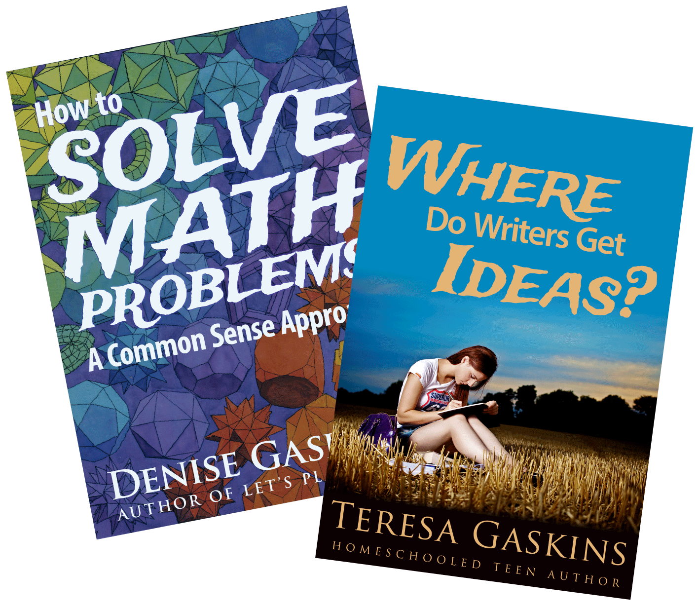 Worksheets, Lessons, and Full Curriculum – Denise Gaskins\' Let\'s ...