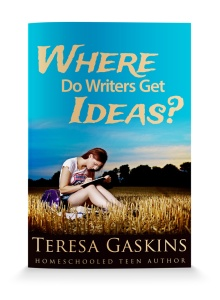 Where Do Writers Get Ideas?